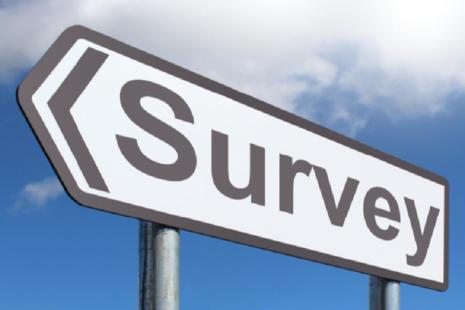 Survey signpost