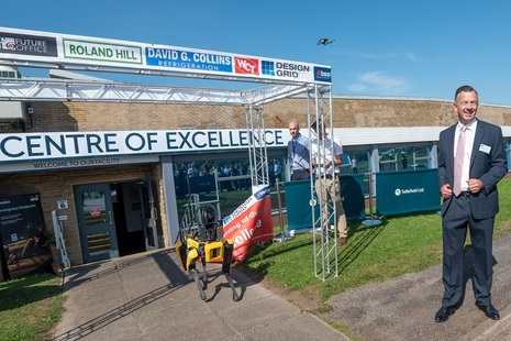 Engineering and Maintenance Centre of Excellence opening event