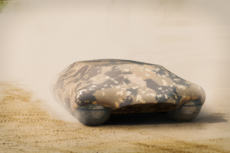 Desert epoch XR impression
