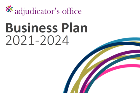 Business Plan 2021 to 2024 cover image