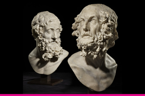 Image of baroque busts export bar
