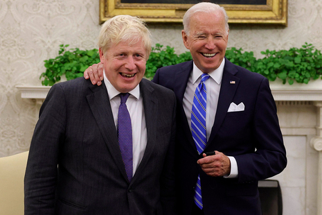 PM and President Biden