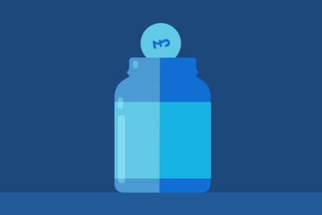 Tipping jar