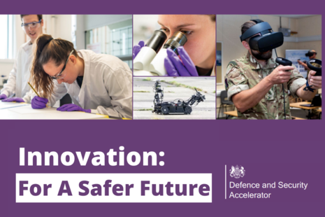 Innovation for a Safer Future