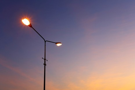Image of street lighting