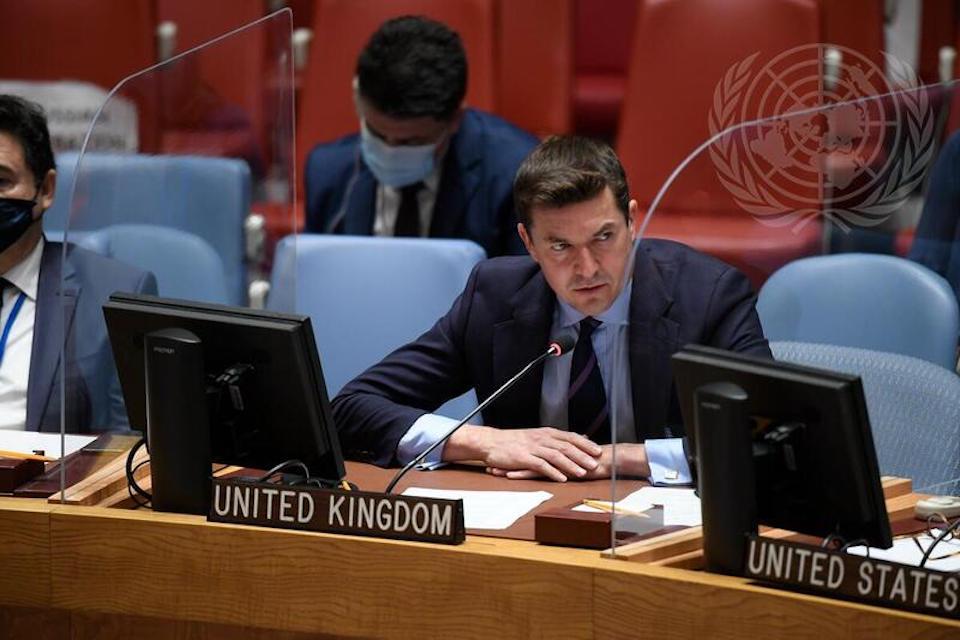 Совет Безопасности ООН
