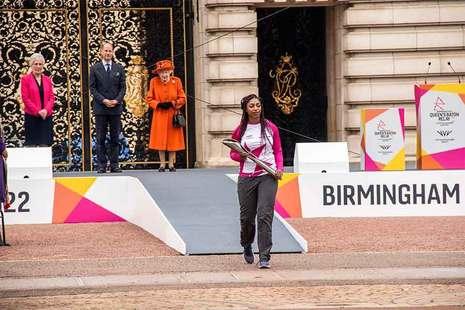 British Paralympic athlete Kadeena Cox