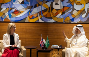 Read 'Foreign Secretary visits the Gulf to boost economic and security ties, October 2021' article