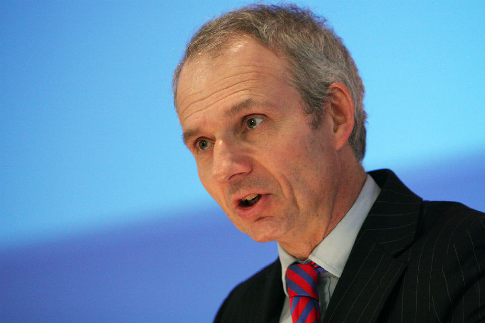 Minister for Europe David Lidington
