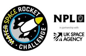 Water rockets NPL/UKSA logo