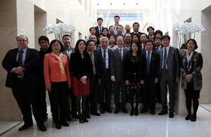 On 23 April, BT China signed its very first contract on healthcare with Ningxia General Hospital Group in Beijing.