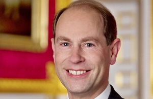 HRH Prince Edward
