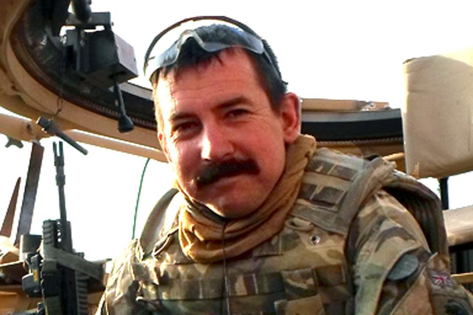 Corporal Luke Townsend