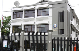 British High Commission Suva