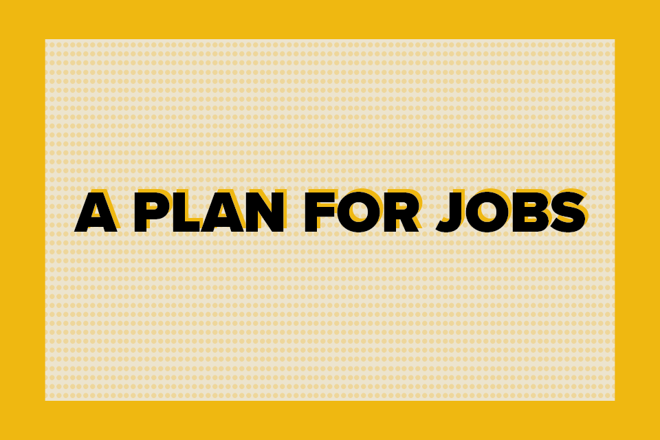 Chancellor's Plan for Jobs to help the UK's recovery - GOV.UK