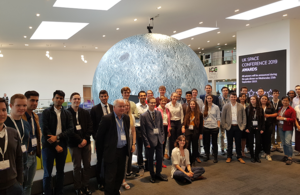 SPINterns at the UK Space Conference 2019