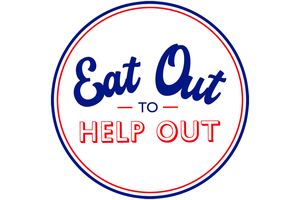 'Eat Out to Help Out' Scheme logo