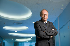 Policing Minister Damian Green