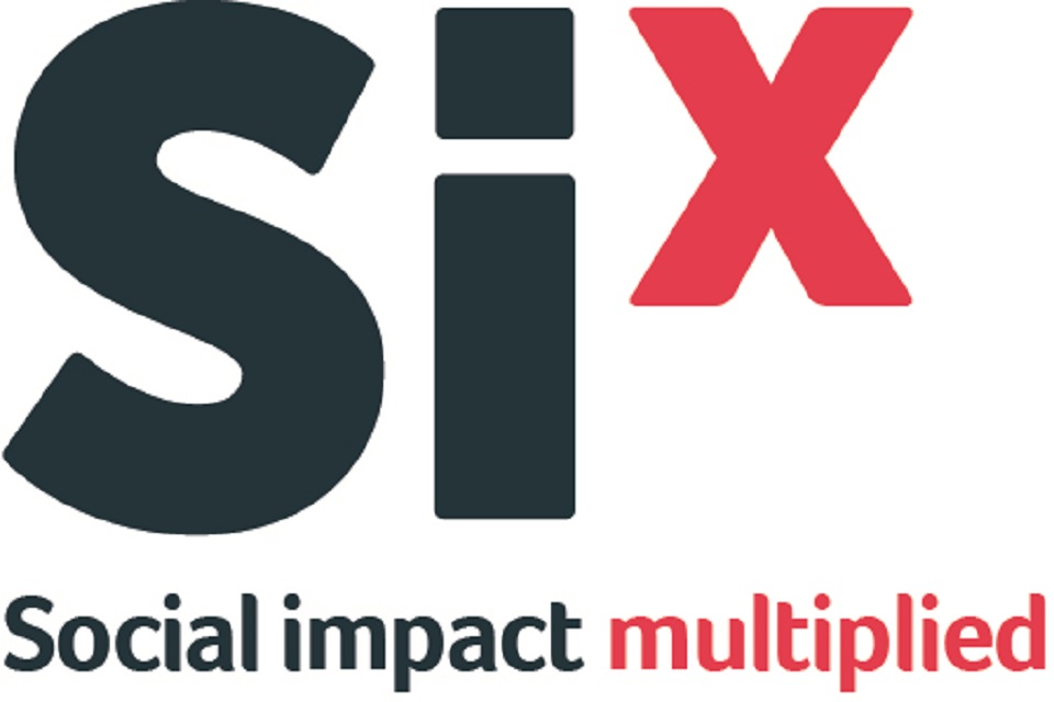Social impact multiplied logo