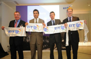BT opens global shared service facility in Malaysia