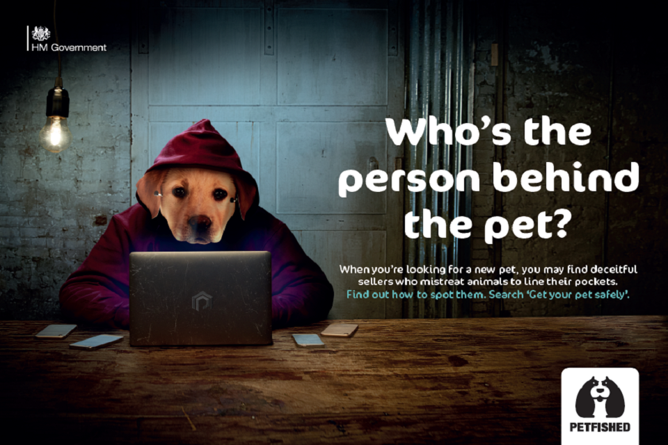 petfished campaign poster