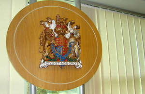 Traffic Commissioners for Great Britain's Crest