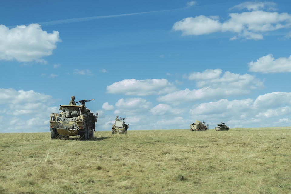UK forces will conduct patrols in Jackal vehicles to provide situational awareness and intelligence that will help the UN mission to protect civilians
