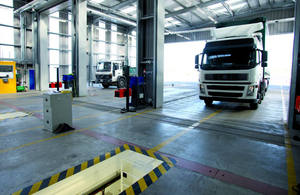 Read the Fail rates for HGV tests hit all time low new story