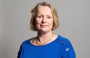 Children's Minister Vicky Ford