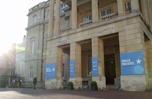 The Somalia Conference, Lancaster House