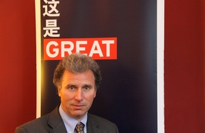 UK Minister for Government Policy Oliver Letwin