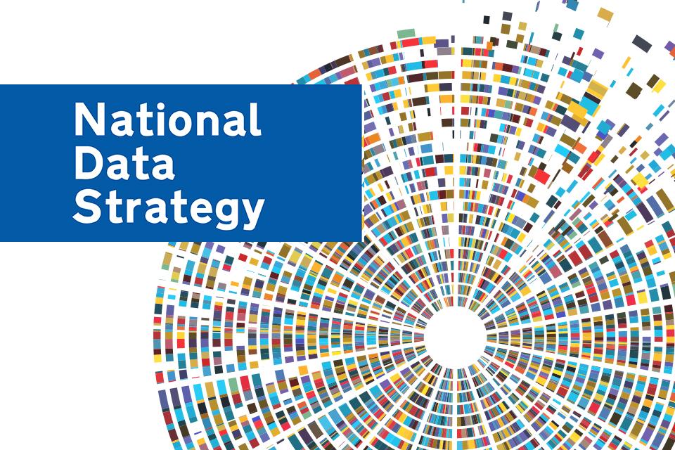 National Data Strategy logo