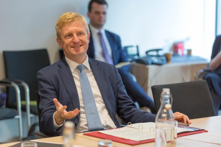 Photograph of the Secretary of State for Digital, Culture, Media and Sport