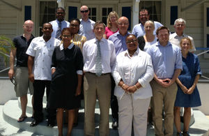 The Governor's Office team