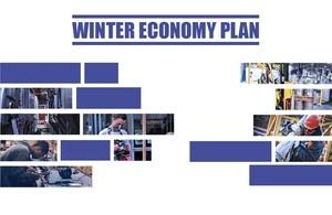 Winter Economy Plan logo