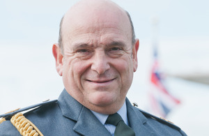 Air Chief Marshal Sir Stuart Peach (stock image) [Picture: Crown copyright]
