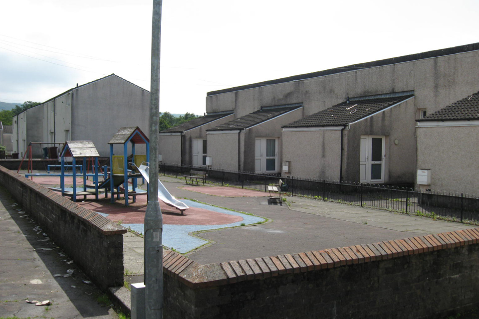 Before the regeneration programme