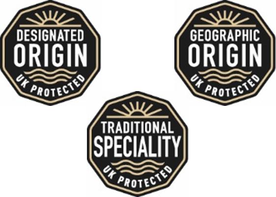 PDO, PGI and TSG logos