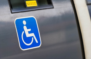 New funding for accessibility as government reports progress for disabled people across transport network