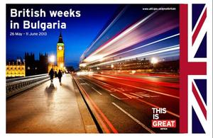 British Weeks in Bulgaria