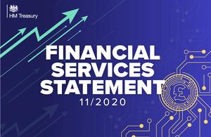 Financial Services statement