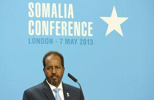 Somalia Conference