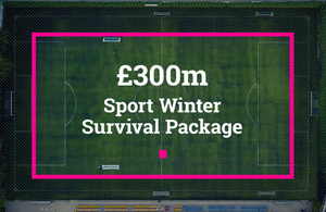 £300m Sport Winter Survival Package