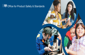 OPSS logo with images of a skilled worker and consumers