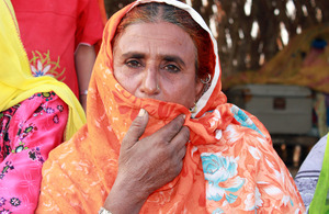 Naik Bakht. Picture: Vicki Francis/DFID
