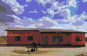 Dackana Home Based Care Centre in Kabwe, Zambia
