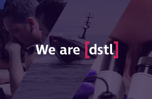 We are Dstl