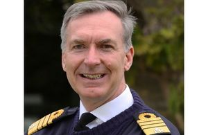 UK First Sea Lord and Chief of the Naval Staff, Admiral Tony Radakin
