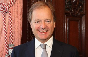 Foreign and Commonwealth Office Minister Hugo Swire