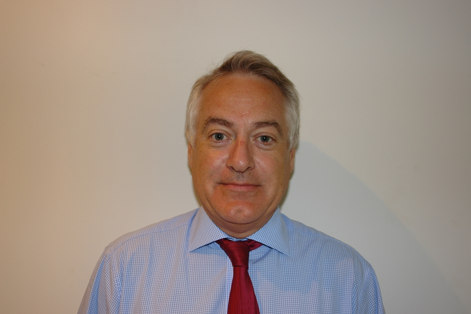 Marshall Elliott, Head of DFID Tanzania